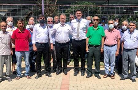 Gazipaşa Kadro Toplantısı gerçekleştirildi
