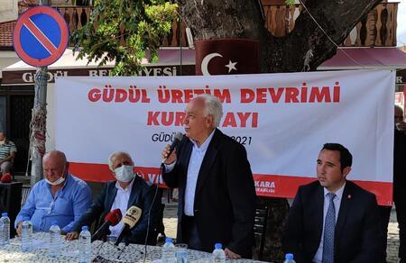 Doğu Perinçek: Çiftçi üretirse, Türkiye kazanır