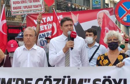 """Vatan Partisi: """"TBMM'de çözüm söylemi PKK'yı kurtarmak içindir!"""""""