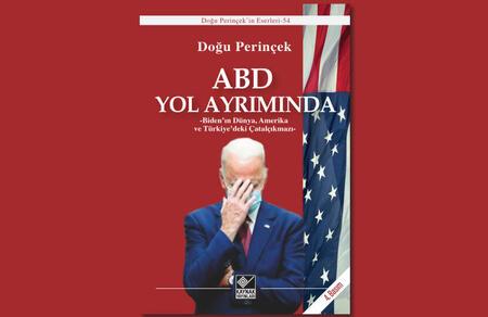Doğu Perinçek'in yeni kitabına büyük ilgi: İki haftada 4. baskı