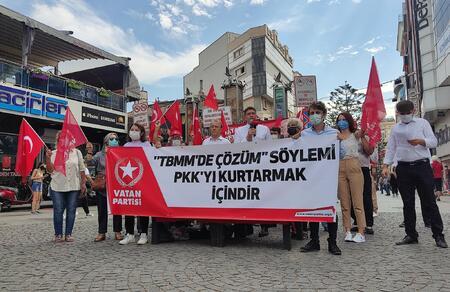 Vatan Partisi'ne Üye Akını!
